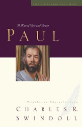 Paul: A Man of Grace and Grit - eBook