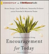 Encouragement for Today: devotions for everyday living - unabridged audiobook on CD