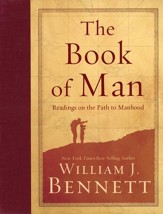 The Book of Man: Readings on the Path to Manhood  - Slightly Imperfect
