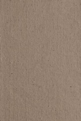 ESV MacArthur Study Bible (Cloth over Board, Tan), Tan/Light brown - Slightly Imperfect