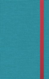 ESV Thinline Bible (Cloth over Board, Turquoise)