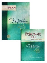 Matthew: The Passionate Life Bible Study w/ The Passion Translation: Matthew