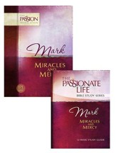 Mark: The Passionate Life Bible Study w/ The Passion Translation: Mark