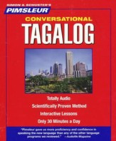 Conversational Tagalog 16 Lessons, 8  CDS