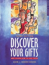 Discover Your Gifts and Learn How to Use Them: Leader's Guide, Third Edition 0003Leader's Guide