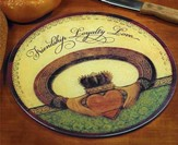Claddagh Cutting Board