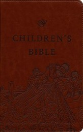 ESV Children's Bible (TruTone, Brown) Imitation Leather
