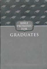 Bible Promises for Graduates Gray