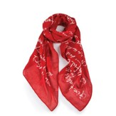 Everlasting Love, Red Scarf (Psalm 136)