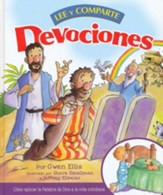 Devocional Lee y Comparte  (Read and Share Devotional)