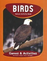 Birds Nature Activity Book: Games & Activities, Second Edition