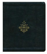 ESV 2-Column Bible, TrueTone Olive, Imitation Leather