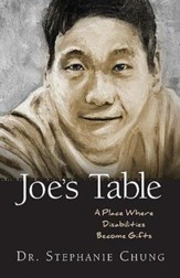Joe's Table: A Place Where Disabilities Become Gifts