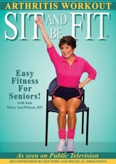 Sit and Be Fit: Arthritis Workout, DVD