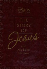 TPT: The Story of Jesus and His Love  for You, imitation leather