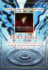 NLT Complete Bible, Dramatized  - Slightly Imperfect