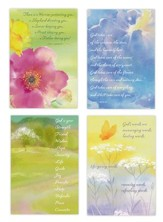 Encourage, God's Refuge Cards, Box of 12