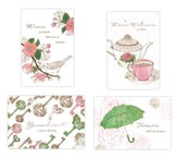 Church Needs, Elegant Drawings Cards, Box of 12