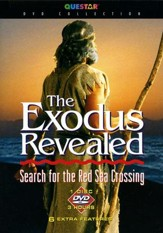 The Exodus Revealed: Search for the Red Sea Crossing, DVD