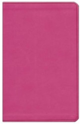 ESV Premium Gift Bible, TruTone, Berry