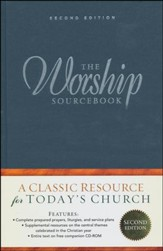 The Worship Sourcebook, Second Edition  (Calvin Institute of Christian Worship)