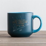 Noble Man, Blueprint Jumbo Mug