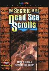 The Secrets of the Dead Sea Scrolls, DVD