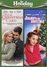 The Christmas Card/A Grandpa For Christmas, Double Feature DVD  - Slightly Imperfect