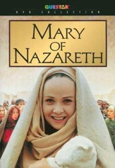 Mary of Nazareth, DVD  - Slightly Imperfect