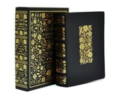 ESV Illuminated Bible, Art Journaling Edition, Black Topgrain Leather