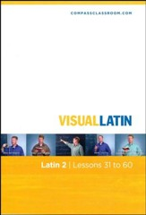 Visual Latin 2 (3 DVD's)