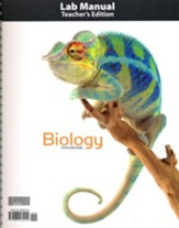 Biology Grade 10 Lab Manual Teacher's Edition (5th Edition)