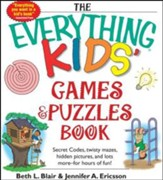 The Everything Kids Games & Puzzles Book