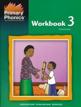 Primary Phonics Workbook 3  (Homeschool Edition)