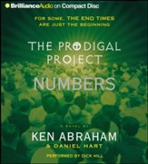 The Prodigal Project #3: Numbers - unabridged audiobook on CD
