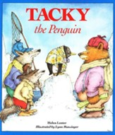 Tacky the Penguin, Softcover