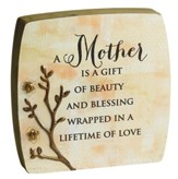 Mother, Blessing Branches Plaque