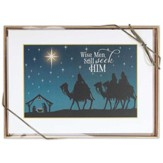 Wise Men, Box of 12 Christmas Cards