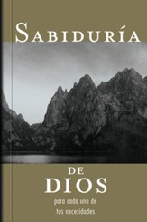 Sabiduria de Dios para cada una de tus necesidades (God's Wisdom for Your Every Need) - eBook