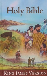KJV Holy Bible for Kids