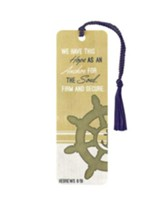 Anchor Your Faith Bookmark