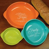 Blooming Blessings Baking Dish Set/3
