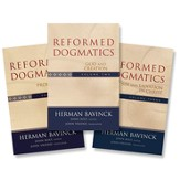 Reformed Dogmatics, Volumes 1-3
