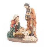 Holy Family Figurine, 4.5 Inches