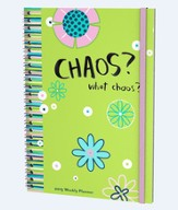 2015 Mom's Night Out Weekly Chaos Planner