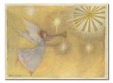 Golden Angel, Christmas Cards, 12