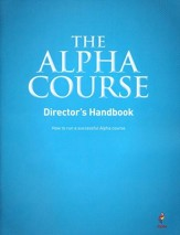 Alpha Course Director's Handbook  - Slightly Imperfect