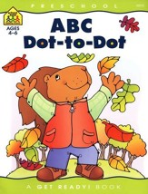 ABC Dot-to-Dot Get Ready Workbook