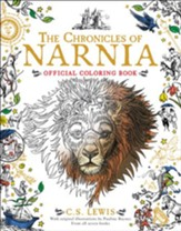 The Chronicles of Narnia Official Coloring Book  - Slightly Imperfect