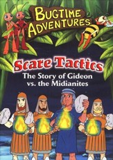 Bugtime Adventures: Scare Tactics [Streaming Video Rental]